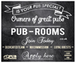 The Internet Guide Pub Rooms Announces the Acquisition of the Find...
