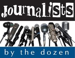 Journalists by the Dozen PR Agency