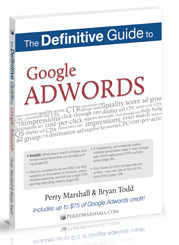 The Definitive Guide to Google Adwords by Perry Marshall