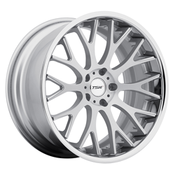 TSW Alloy Wheels - The New Amaroo in Silver