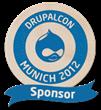 DrupalCon Munich 2012 Sponsor