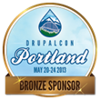 DrupalCon Portland 2013 Sponsor