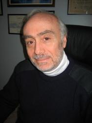 Author Eric Mondschein