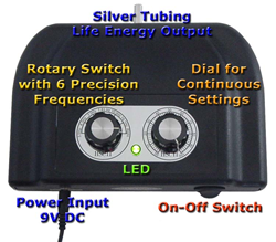 radionicsbox.com JU 1000 orgone generator