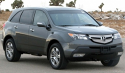 2014 Acura MDX Used Engines