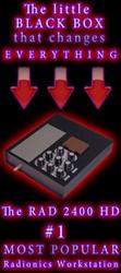 rad 2400 HD radionics machine