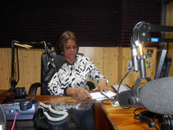 Angie Manning Edusei interviewed on Radio Jamaica (RJR) by Alan Magnus and Paula Ann Porter on March 3, 2014