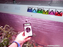 PARMAX HYBRID LED PRO PANEL GROW LIGHT - MAX PAR Light