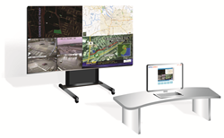 Series 5 - a cost-effective, intelligent visualization solution for small control rooms