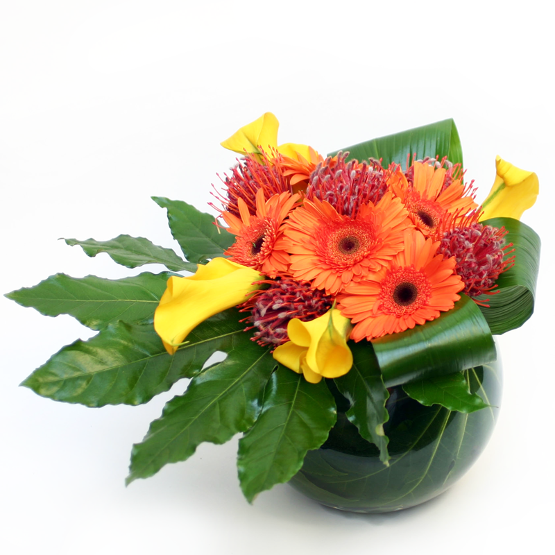 Award Winning Uk Florist Offers Flower Delivery Service Of