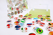 Boncha Boncha Launches Limited Edition National Flag Candies, Just in Time for the 2014 FIFA World Cup in Brazil