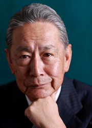 Nobuyuki Idei, the Former CEO of Sony