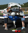 Air Race Classic Gets Inspected by Women