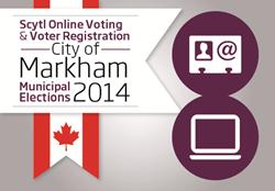 scytl online voting markham