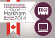 City of Markham Selects Scytl Solution for Secure Online Voter...