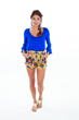 Indigenous High Waist Short by Colocsty