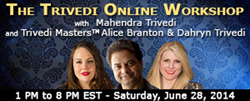 The Trivedi Online Workshop