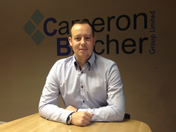 Steven Butcher Managing Director at Cameron Butcher