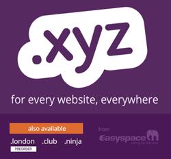 .xyz for every website, everywhere