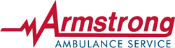Logo of Armstrong Ambulance