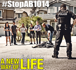 A new way of life under AB 1014