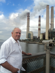Mickey Owens is doing his part to heal the environment with IceCold.