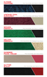 Black River Introduces 6 New Limited Edition Mosaic Album Leathers