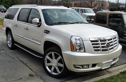 2010 Cadillac Escalade Used Engines