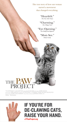 The Paw Project is now available on Netlfix