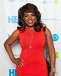 Actress and performer Sheryl Lee Ralph spoke at the gala.