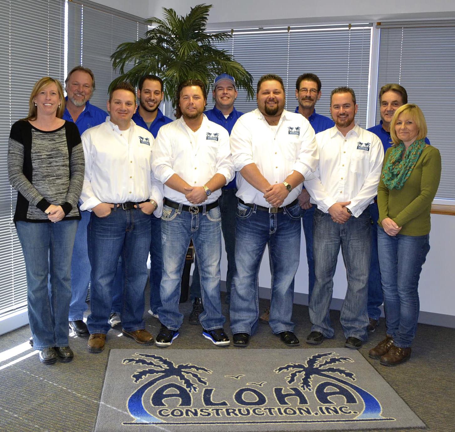Aloha Construction Inc Celebrates Seven Years As Local