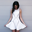 The Shine on Mini Dress from Tadame Boutique