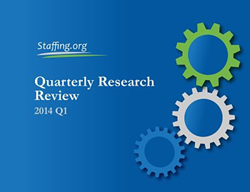 Quarterly Research Review