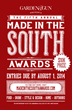 Made in the South Awards 2014