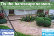 'Tis the Hardscape Season, and MCP Supply Invites Everyone to...