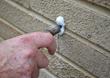 USA Insulation Premium Foam Installed in a Brick Home