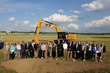 Ground Broken on Air Force Museum Foundation-Funded Fourth Building