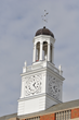 New Fypon Clock Tower Atop Historic Truman Courthouse