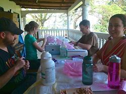Susquehanna Health Williamsport Family Medicine Residency Team to Honduras