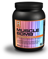 Muscle Bomb Best Pre Workout Formula