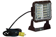 60 Watt Low Profile LED Wall Pack Light with 100' Cord and Optional...