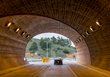 Devil's Slide Tunnels designed by HNTB