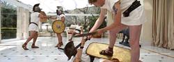Rome Cavaleiri Gladiator Training