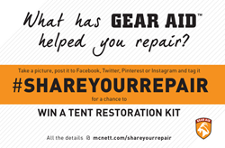 shareyourrepair, gear aid, gear repair