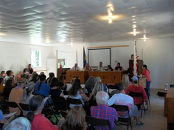 Cannabis activism training in Laytonville on June 2, 2014