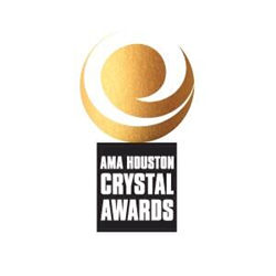 HexaGroup receives a Crystal Award from the American Marketing Association - Houston