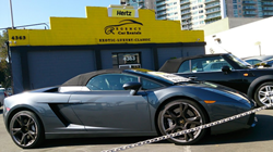 Exotic, Luxury and Classic Car Rentals in Los Angeles and throughout Southern California