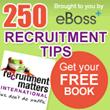recruitment tips book