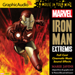 MARVEL'S IRON MAN: EXTREMIS Now Available from GraphicAudio®