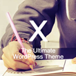 WPMatter Releases X WordPress Theme Review